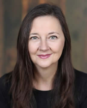 Heather Tracy - actor voice writer